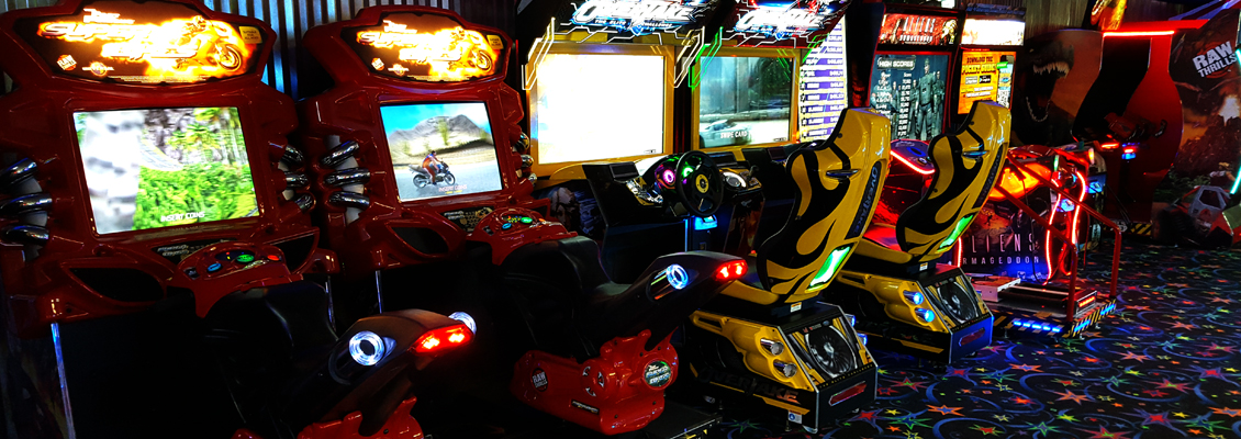 Arcade-Slider