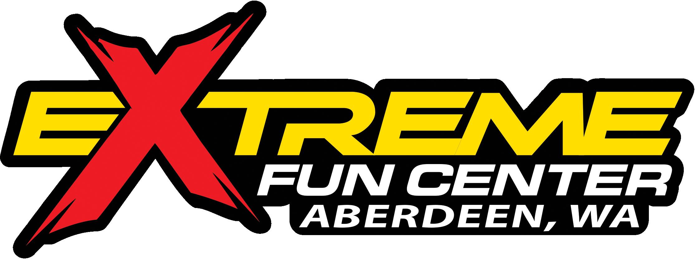Extreme Logo Aberdeen Wa Aberdeen Extreme Fun Center
