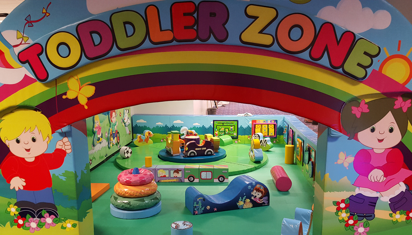 Kids Play Zone Aberdeen Extreme Fun Center